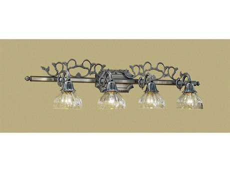 Classic Lighting Corporation Majestic Four-Light Vanity Light C857368AGP