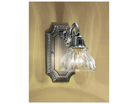 Classic Lighting Corporation Majestic Wall Sconce C857365AGP