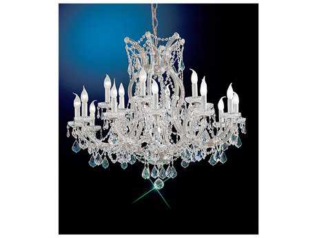 Classic Lighting Corporation Maria Theresa 19-Light 36'' Wide Grand Chandelier C88118CHC