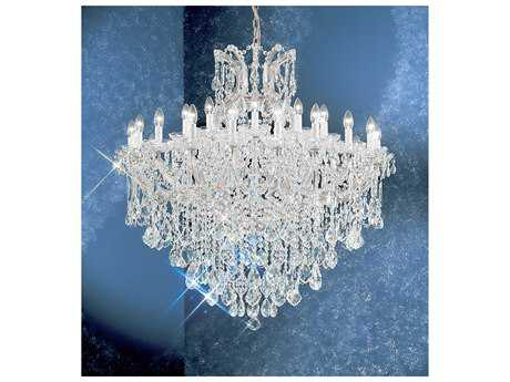 Classic Lighting Corporation Maria Theresa 31-Light 43'' Wide Grand Chandelier C88180CHC