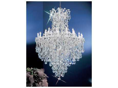 Classic Lighting Corporation Maria Theresa 31-Light 45'' Wide Grand Chandelier C88183CHC
