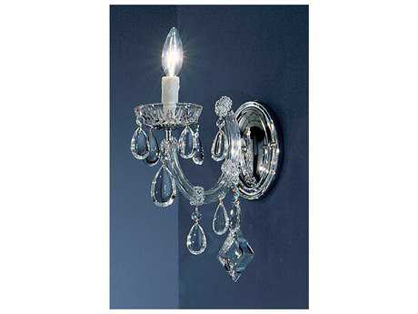 Classic Lighting Corporation Rialto Wall Sconce C88351CHC