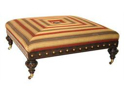 Classic Leather Ottomans Category