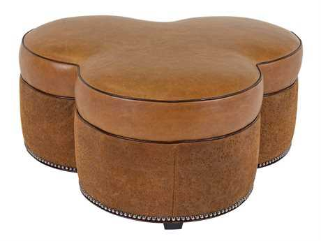 Classic Leather Beacon Hill Ottoman
