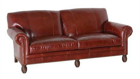 Classic Leather Bonaire 78'' Sofa