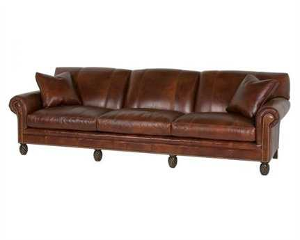 Classic Leather Bonaire 90'' Sofa