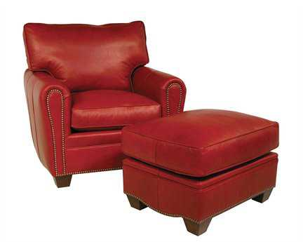 Classic Leather Bowden Chair