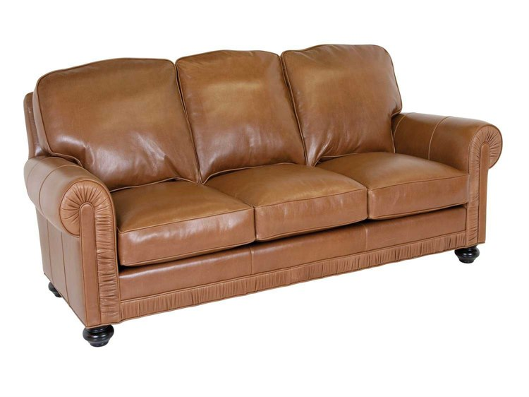Classic Leather Chambers Sofa | CL8208