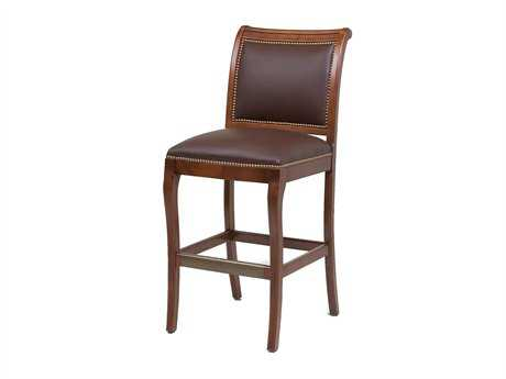 Classic Leather Chateau Bar Stool