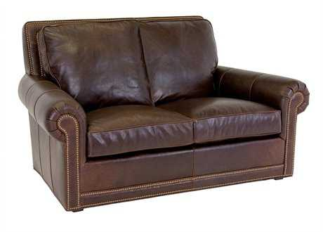Classic Leather Coolidge Loveseat