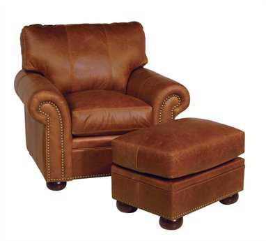Classic Leather Easton Club Chair