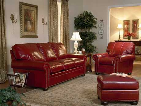 Classic Leather Easton Living Room Set