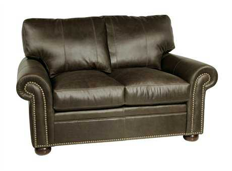 Classic Leather Easton Loveseat