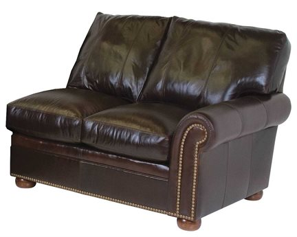 Classic Leather Easton Right Loveseat CL111512RAF