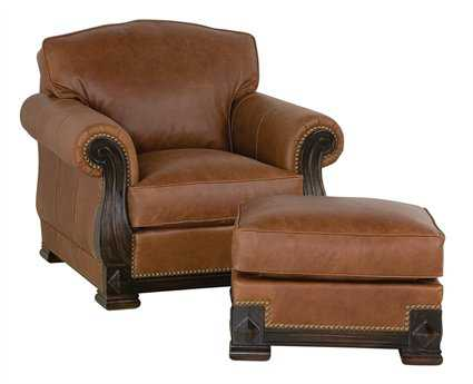 Classic Leather Edwards Club Chair CL531