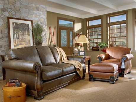 Classic Leather Edwards Living Room Set CL34447