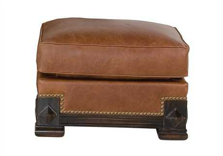 Classic Leather Edwards Ottoman