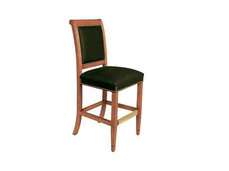 Classic Leather Fremont Armless Bar Stool