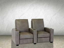 Classic Leather Home Theater Seating Category