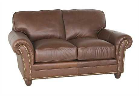 Classic Leather Keswick Loveseat
