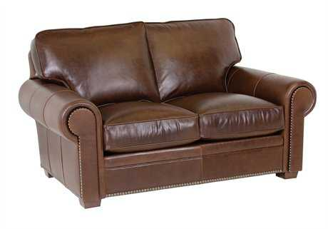 Classic Leather Kirby Loveseat