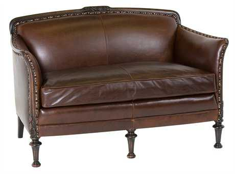 Classic Leather Ludon Settee Loveseat