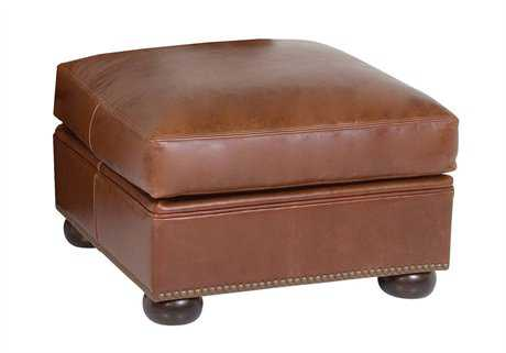 Classic Leather Tamarack Ottoman Cl2510
