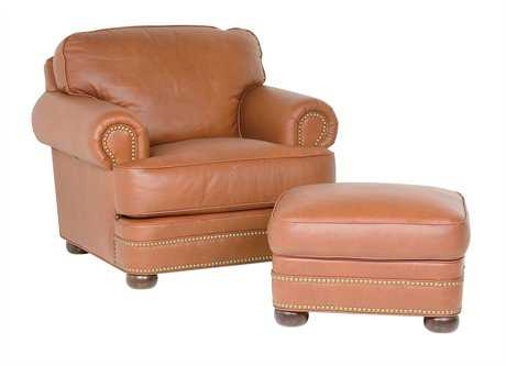 Classic Leather McGuire Chair CL551