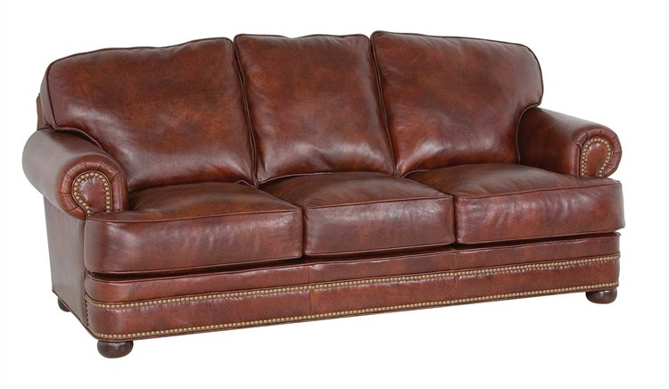 Classic Leather McGuire Sofa | CL553