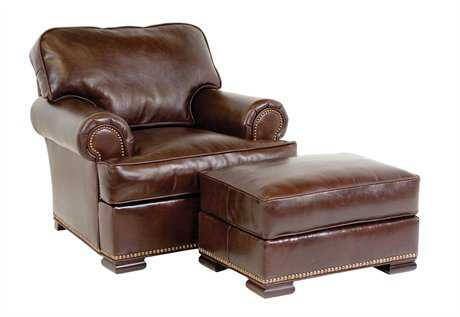 Classic Leather Meeting Street Chair CL3611