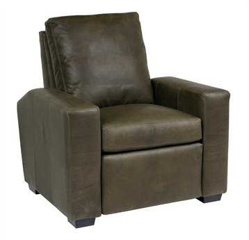 Classic Leather Metro Recliner