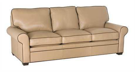 Classic Leather Morgan Sofa