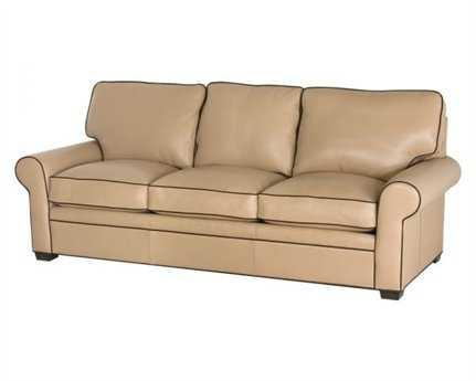 Classic Leather Morgan Sleeper Sofa CL11508SLP