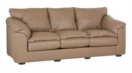 Classic Leather Oregon Sofa