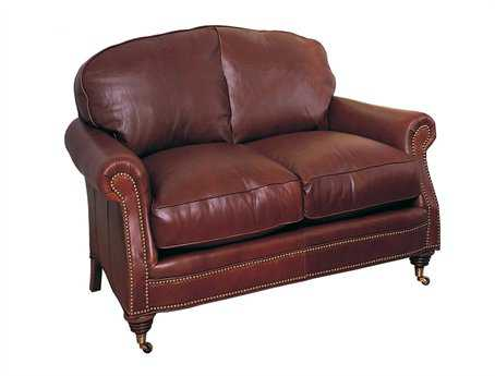 Classic Leather Paddington Loveseat