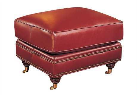 Classic Leather Paddington Ottoman CL8055
