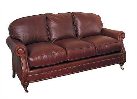 Classic Leather Paddington Sofa CL8058