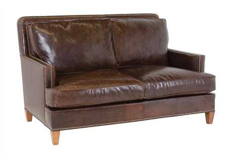 Classic Leather Palermo Loveseat