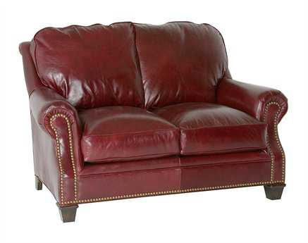 Classic Leather Portsmouth Loveseat