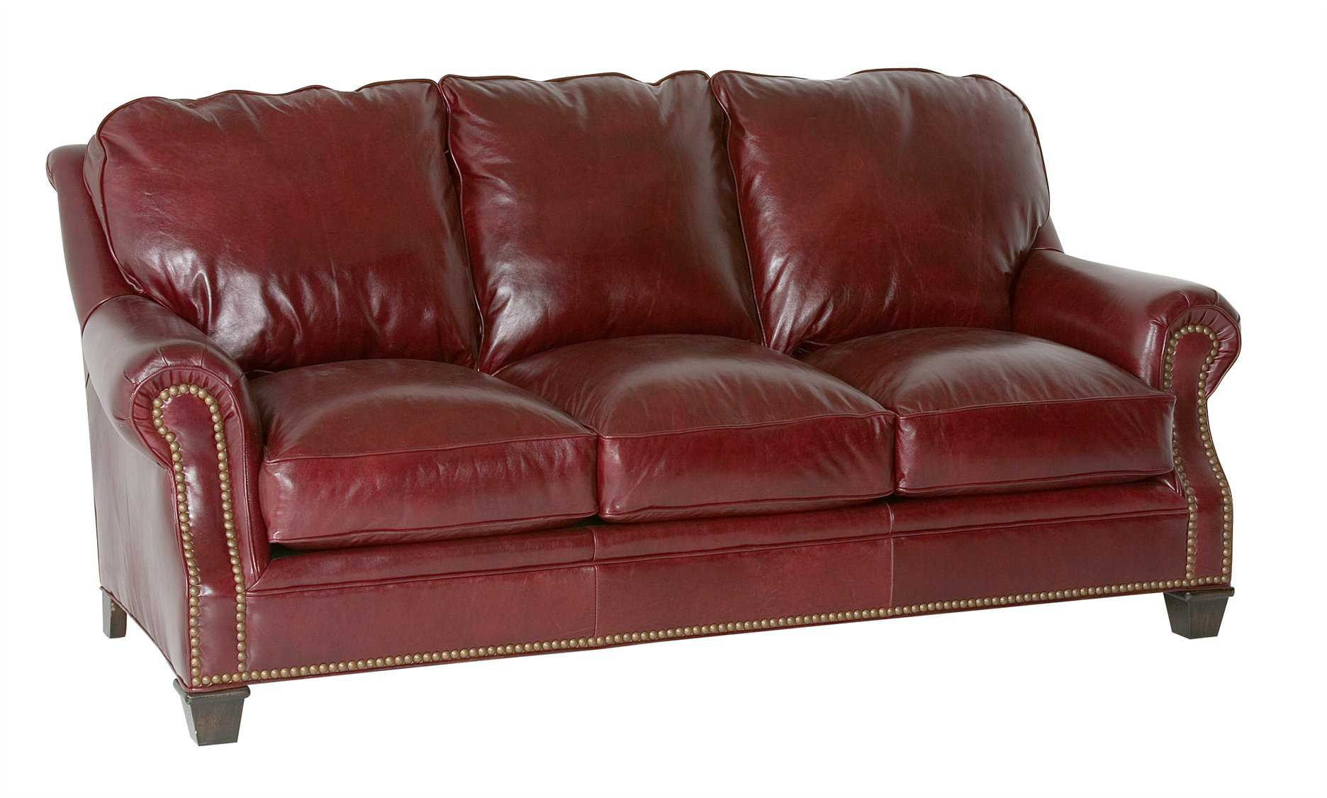 Classic Leather Portsmouth Sofa | CL8028