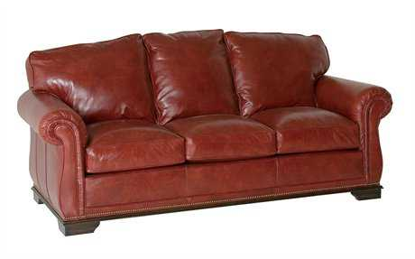 Classic Leather Providence Sofa CL8008