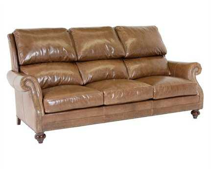 Classic Leather Purcell Sofa