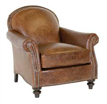 Classic Leather St. James Chair