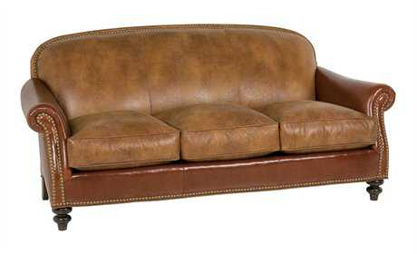 Classic Leather St. James Sofa CL458