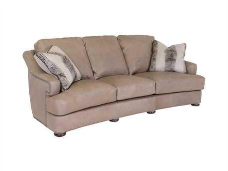 Classic Leather Stegal Sofa