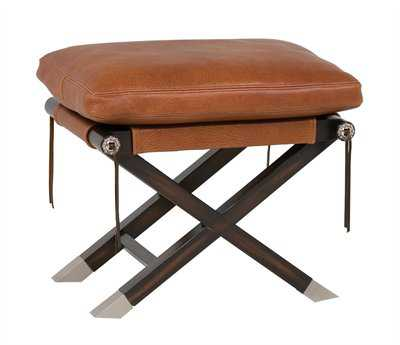 Classic Leather Tag Twister Bench