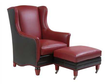 Classic Leather Tag Kemosabe Chair CLTA6516