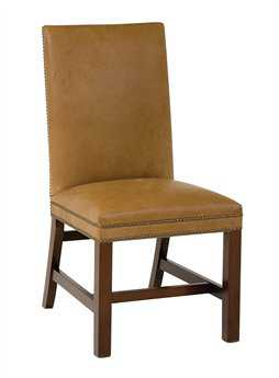 Classic Leather Tag Stowe Dining Chair