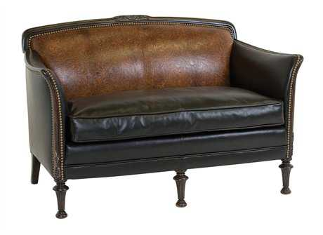 Classic Leather Tag Favorite Settee