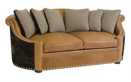 Classic Leather Tag Partner Sofa